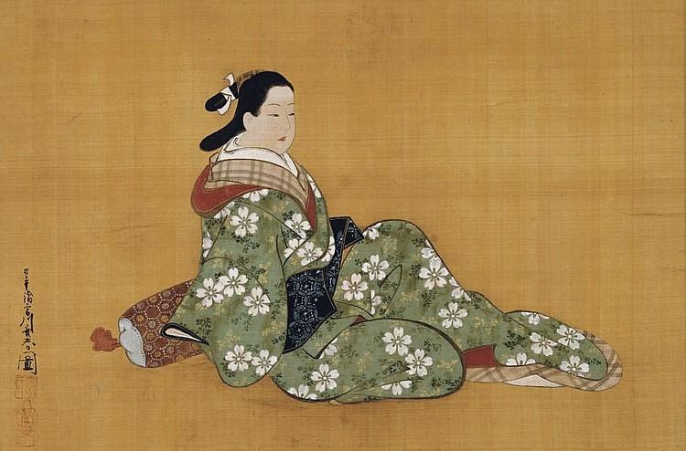 Miyagawa Choshun (1683-1753)