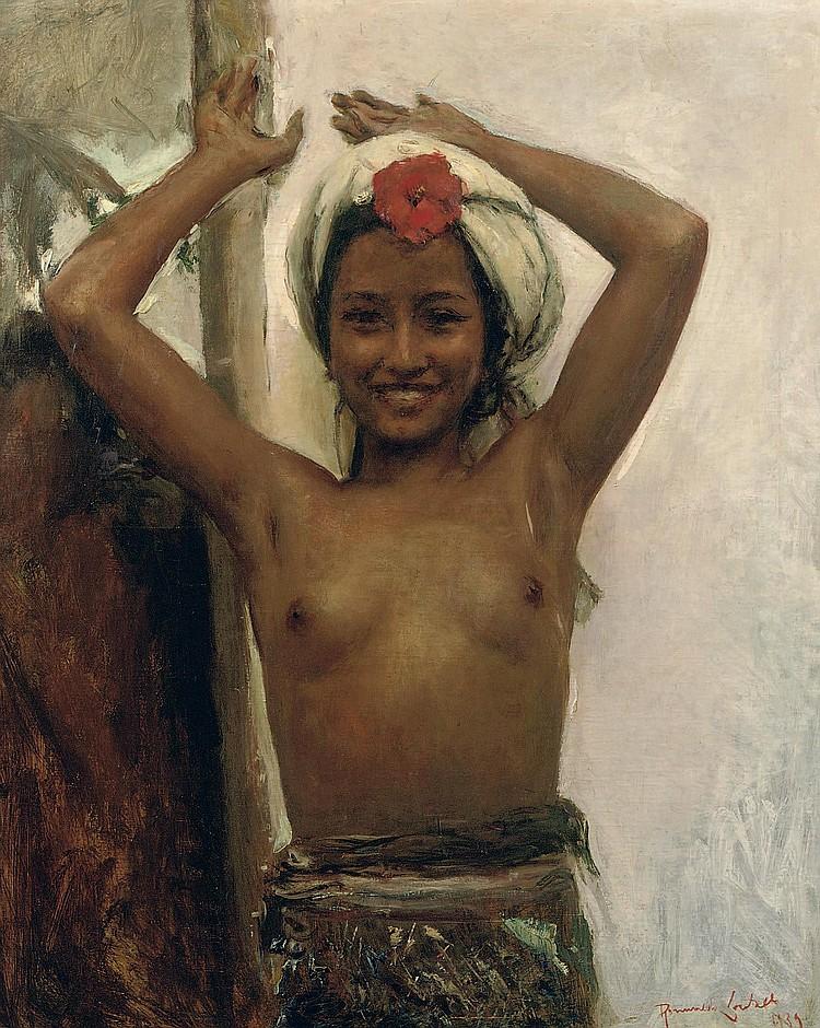 ROMUALDO LOCATELLI  (Italy 1905-The Philippines 1943)