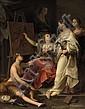 Johann Friedrich August Tischbein (Maastricht 1750-1812 Heidelberg) , Johann-Friedrich-August Tischbein, Click for value