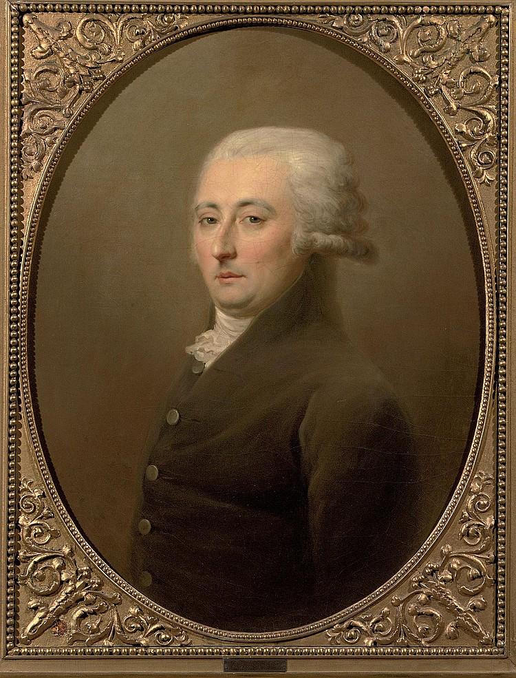 Johann Friedrich August Tischbein (Maastricht 1750-1812 Heidelberg)