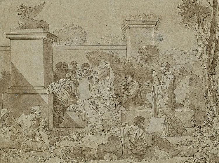 PIERRE PEYRON (AIX-EN-PROVENCE 1744-1814)