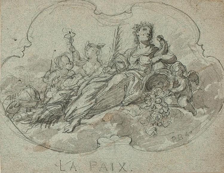 PAUL BAUDRY (LA-ROCHE-SUR-YON 1828-1886 PARIS)