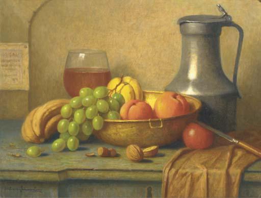 Willem van Nieuwenhoven (Dutch, 1879-1973)