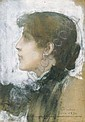 Giulio Aristide Sartorio (Italia 1860-1932), Giulio Aristide Sartorio, Click for value