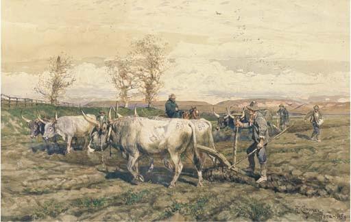 Enrico Coleman (Italia 1846-1911)