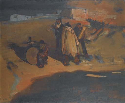 Giuseppe Biasi detto Biasi da Teulada (Italia 1885-1945)