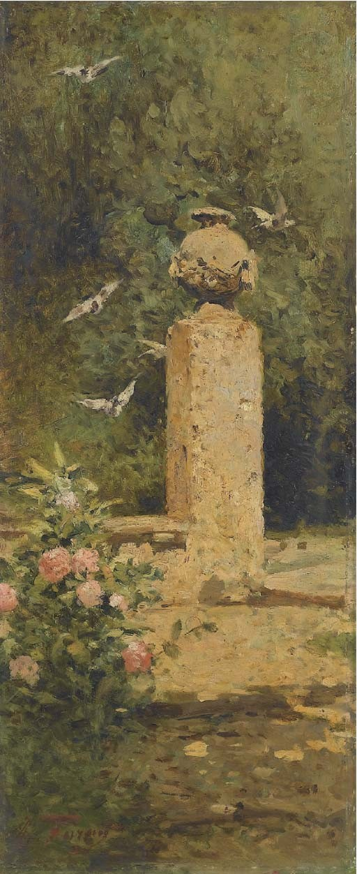 Achille Formis Befani (Italia 1832-1906)
