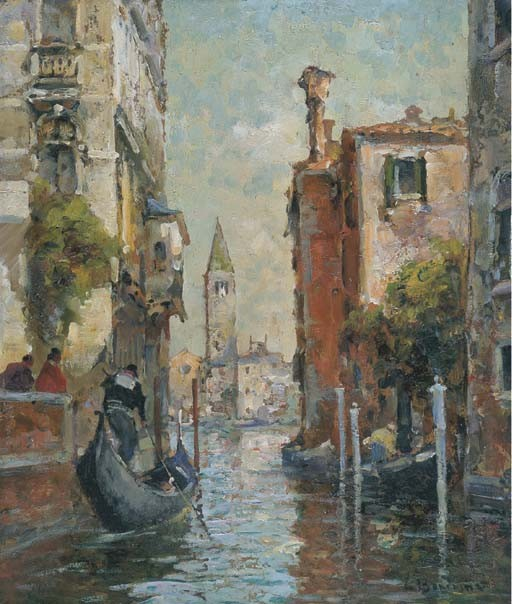 Eugenio Bonivento (Italia 1880-1956)