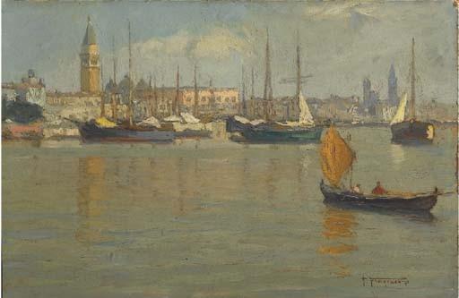 Pietro Fragiacomo (Italia 1856-1922)