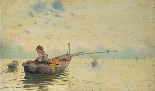 Giuseppe Cosenza (Italia 1846-1922)