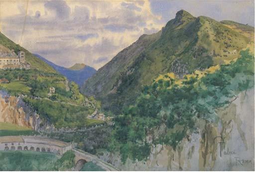 Pompeo Fabri (Italia 1874-1959)
