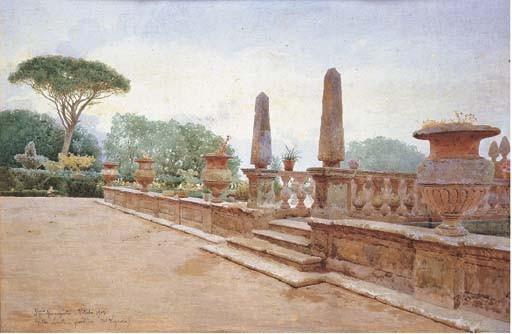 Settimio Giampietri (Italia 1842-1924)