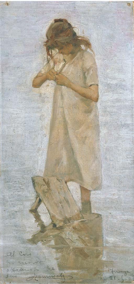 Ludovico Tommasi (Italia 1866-1941)