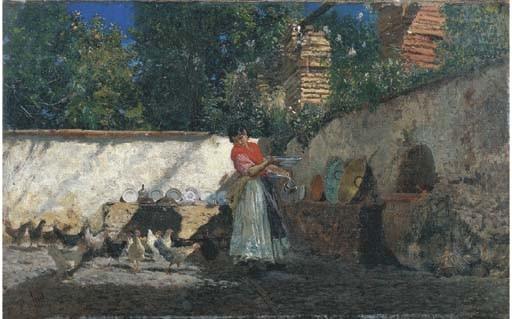 Pio Joris (Italia 1843-1921)