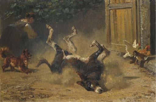 Filippo Palizzi (Italia 1818-1899)