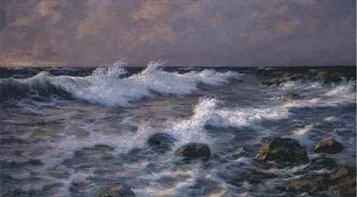 Attribuito a Andrea Figari (Italia 1858-1945)
