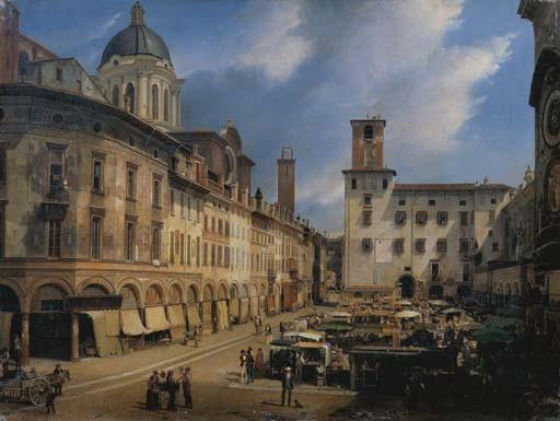 Giovanni Migliara (Italia 1785-1837)