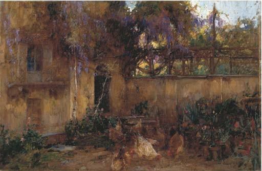 Alessandro Lupo (Italia 1876-1953)