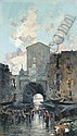 Oscar Ricciardi (Italia 1864-1935), Oscar Ricciardi, Click for value