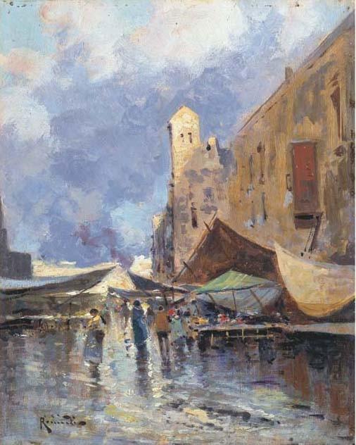 Oscar Ricciardi (Italia 1864-1935)