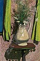 Flowers in a vase, Theo Kurpershoek, Click for value
