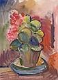 Flowerpot, Douwe Jan
