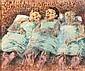 Sleeping boys, Louis Wolchonok, Click for value