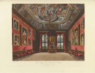 PYNE, William Henry (1769-1843). The History of the Royal Residences. London: L. Harrison for A. Dry, 1819.