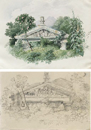 Karl Friedrich Schinkel (Brandeburg 1781-1841 Vienna)