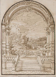 Giuseppe Galli Bibiena (Parma 1696-1756 Berlin)
