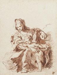 Antoine Watteau (Valenciennes 1684-1721 Nogent-sur-Marne)