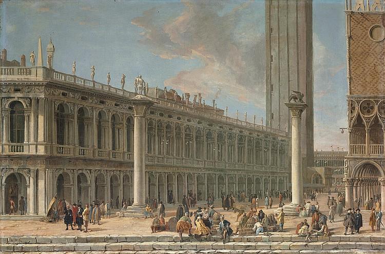 Luca Carlevaris (Udine 1663-1730 Venice)