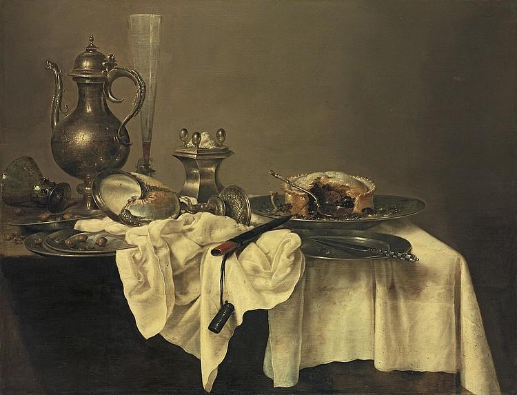 Willem Claesz. Heda (Haarlem 1594-1680)