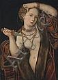 Lucas Cranach II (Wittenberg 1515-1586 Weimar) , Lucas The Younger Cranach, Click for value