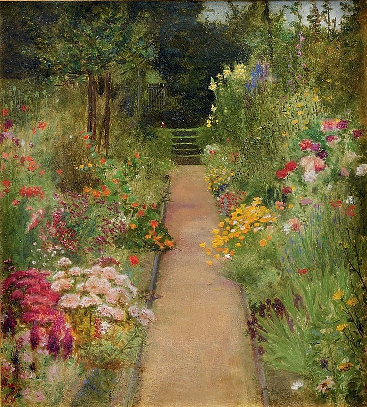 WOLFRAM ONSLOW FORD (BRITISH, BORN 1880)