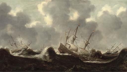 Claes Claesz Wou (Amsterdam 1592 - 1665 Amsterdam)