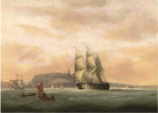 Nicholas Matthew Condy (1818-1851)