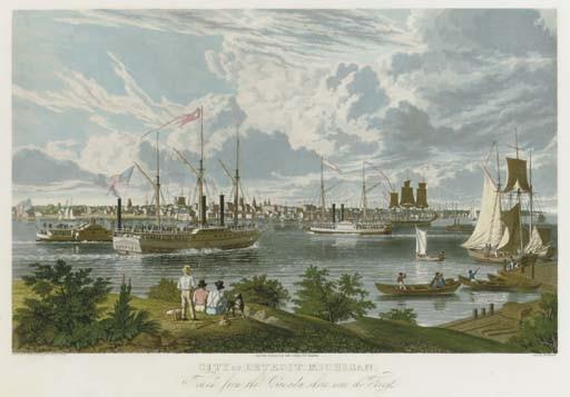 WILLIAM JAMES BENNETT (ca. 1784-1844)