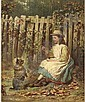 Alfred Fowler Patten, R.H.A. (1829-1888)
