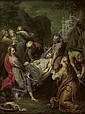 The Entombment, Balthazar Beschey, Click for value