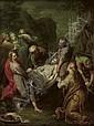 The Entombment, Balthazar Beschey, Click for value
