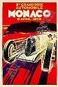MONACO 1930, Robert Falcucci, Click for value