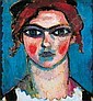 Alexej von Jawlensky (1864-1941), Alexei Jawlensky, Click for value