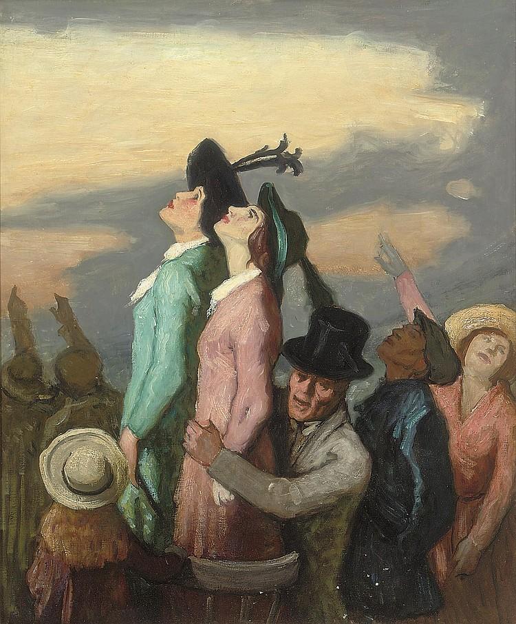 William Strang, R.A., R.E. (1859-1929)
