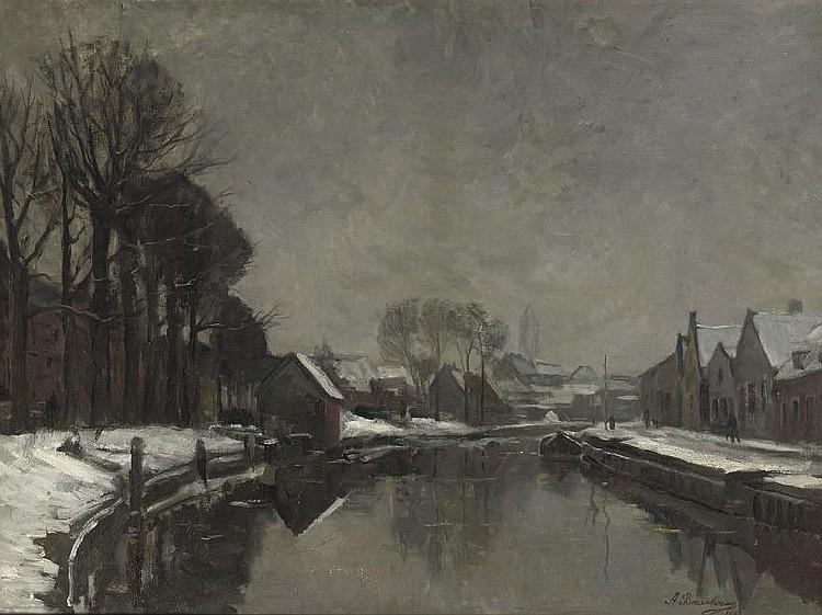 Albert Baertsoen (1866-1922)