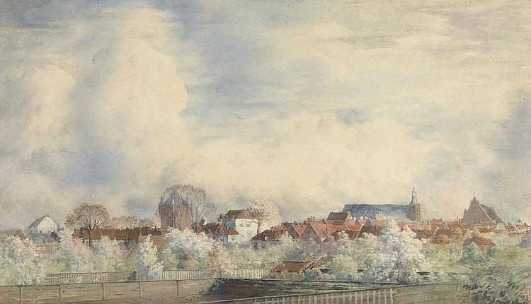 Jan Voerman Sen. (1857-1941)
