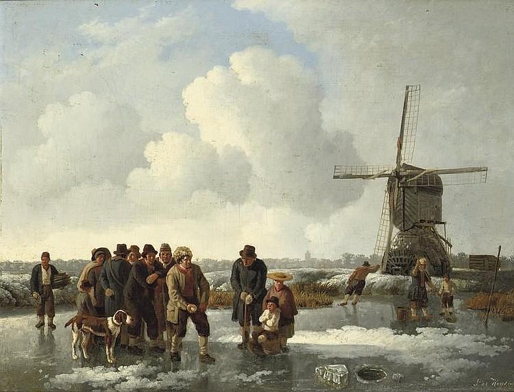 Leendert De Koningh (1777-1849)