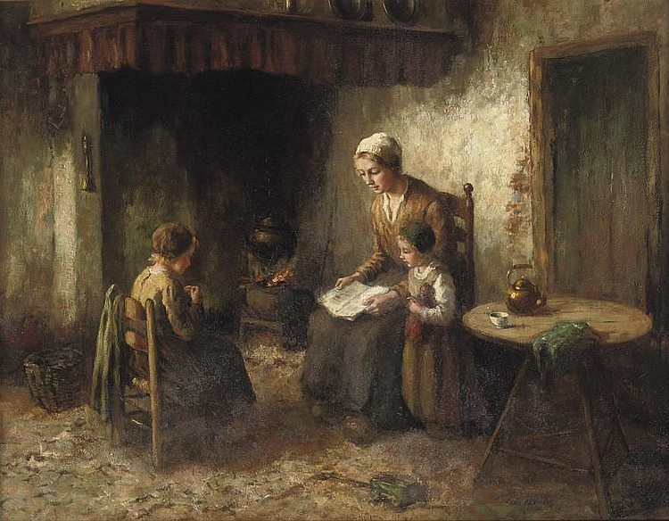 Cornelis Bouter (1888-1966)