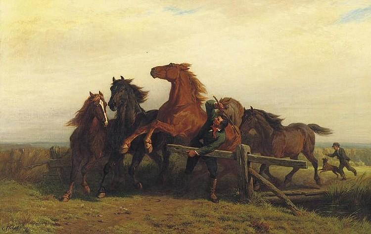 Charles Philogene Tschaggeny (1815-1894)