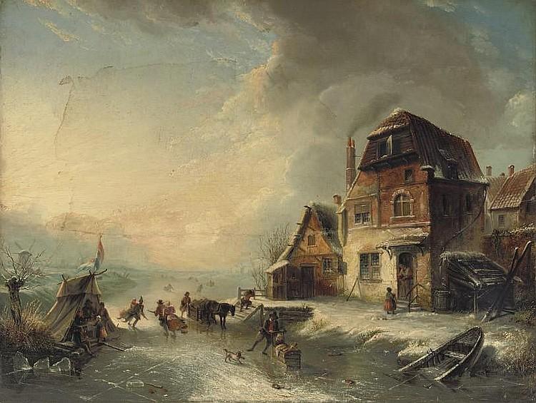 Jan Baptiste Tetar van Elven (1805-1889)